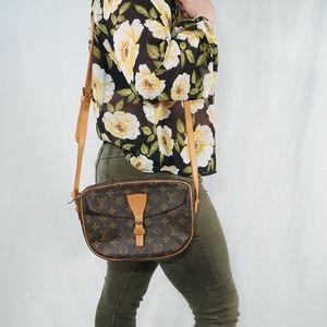 Louis Vuitton Monogram Jeune Fille MM Shoulder Bag